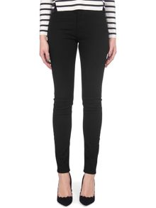 Whistles New Fit Black Skinny Jean
