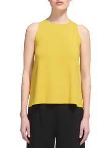 Whistles Cross Back Shell Top