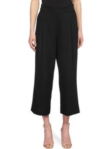 Whistles Textured High Waisted Trouser