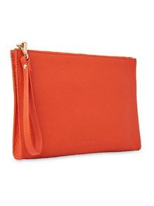Whistles Leather Wristlet