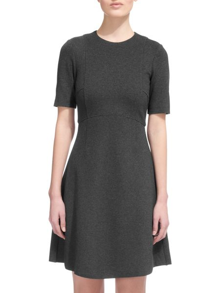Whistles Ponti Panelled Dress