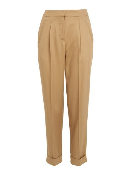 Whistles Pleat Front Twill Trouser
