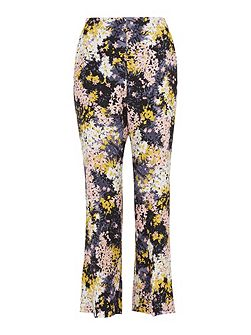 Wild Floral Selby Trouser