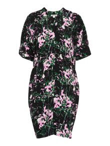 Whistles Freesia Print Frances Dress