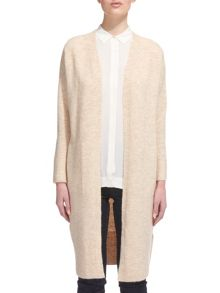 Whistles Longline Knitted Cardigan