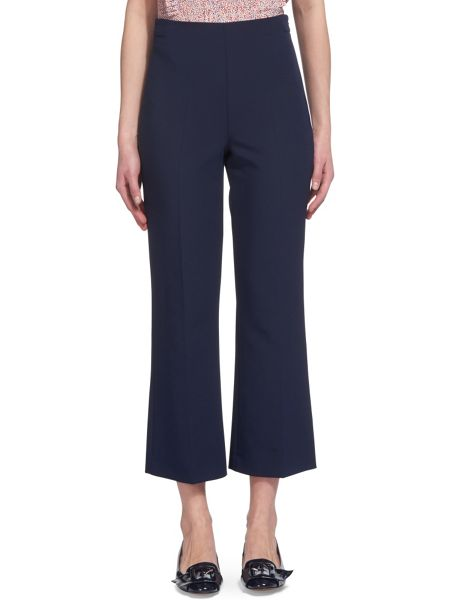 Whistles Selby Cropped Kick Flare