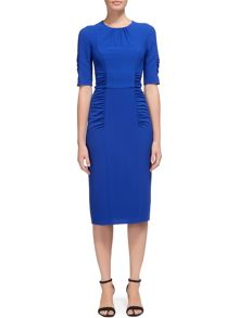 Whistles Textured Izzey Bodycon