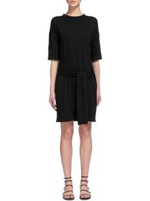Whistles Milla Tie Waist Dress