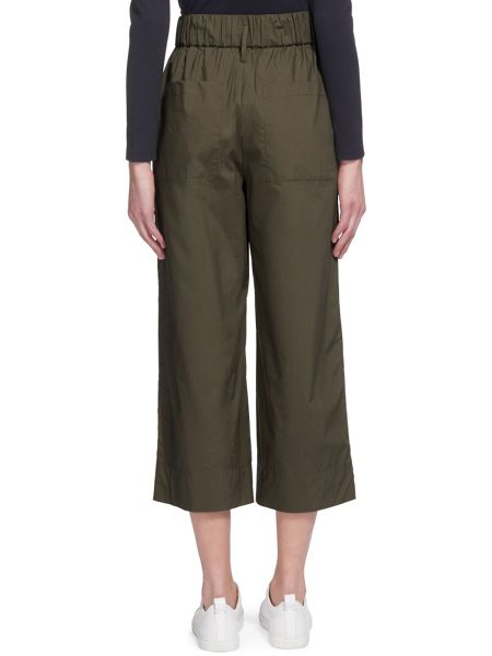 Whistles Petra Poplin Trousers
