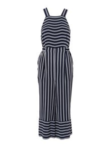 Whistles Cut About Stripe Jumpsuit