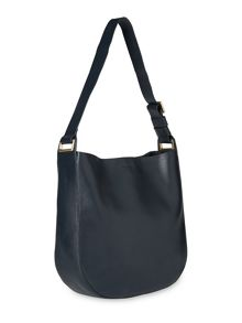 Whistles Blake Large Hobo Bag