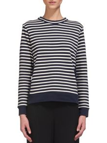 Whistles Stripe Sweat