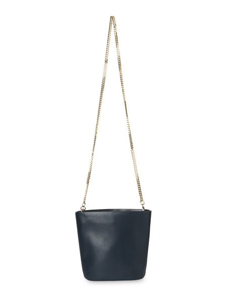 Whistles Sylvan Mini Chain Bucket Bag