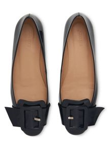 Whistles Harris Square Toe Loafer