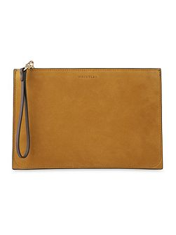 Java Colourblock Wristlet