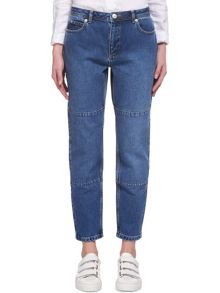 Whistles Panelled Boyfriend Jean