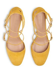 Whistles Montana Strappy Mid Mary Jane