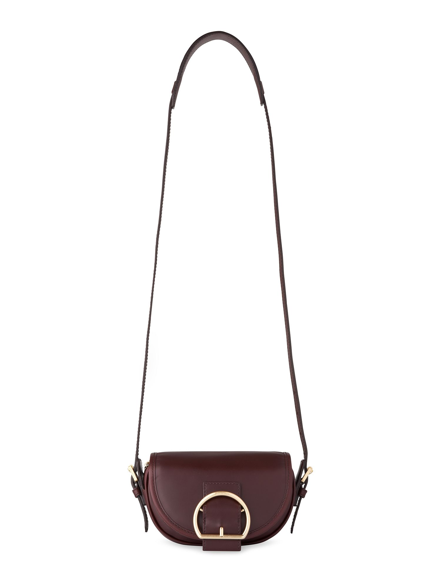 Whistles Bay Mini Buckle Satchel