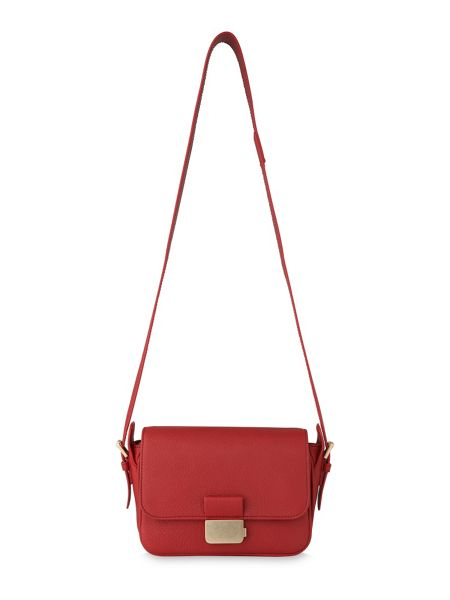 Whistles Glendale Presslock Satchel Bag
