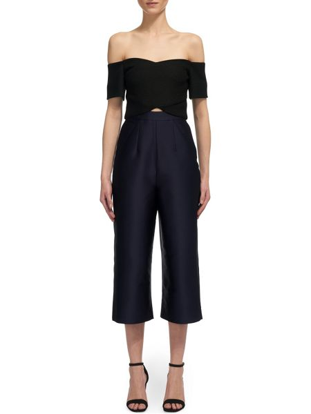 Whistles Marina Cross Jumpsuit