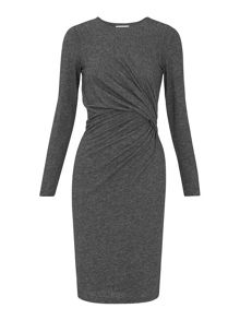 Whistles Isabella Jersey Bodycon Dress