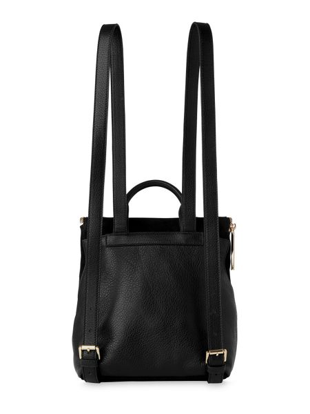 Whistles Suede Mini Verity Backpack