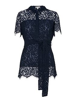 Fraia Lace Shirt