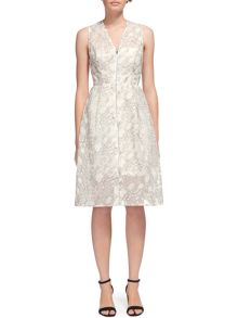 Whistles Marrion Double Layer Dress