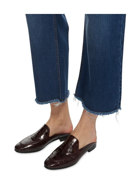 Whistles Lister Open Back Loafer