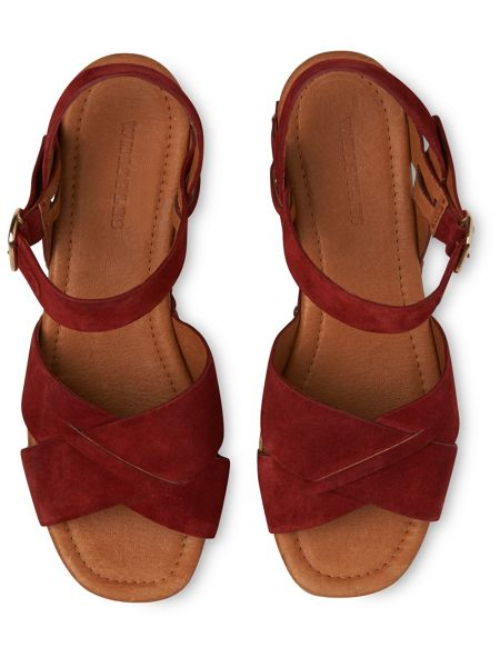 Whistles Hanson Suede Clog