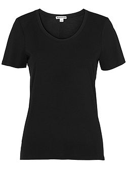 Maye Seam Back T-shirt