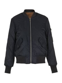 Whistles Carter Reversible Bomber