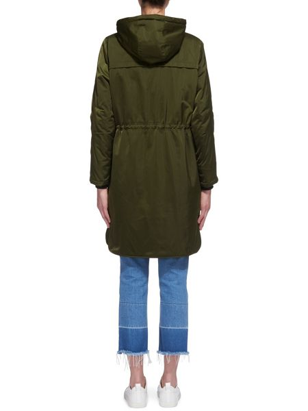Whistles Jensen Detachable Hooded Parka