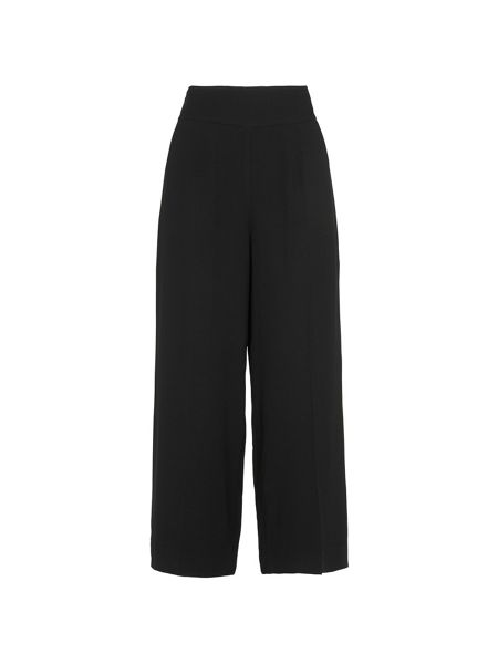 Whistles Fluid Cropped Trouser