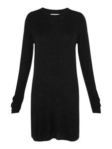 Whistles Annie Sparkle Knit Dress