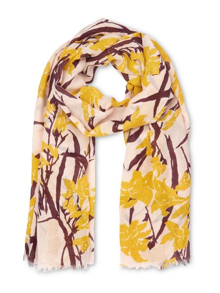 Whistles Lily Print Scarf