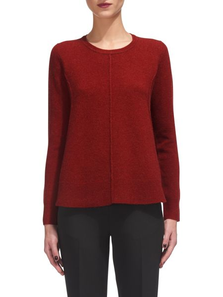 Whistles Boiled Wool Trapeze Knit