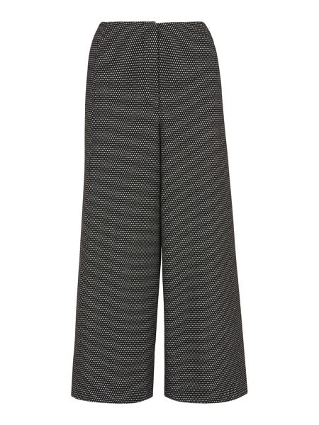 Whistles Munro Spot Cropped Trouser