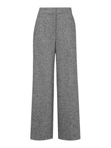 Whistles Brennan Tweed Textured Trouser