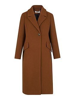 Bonnie Single Button Coat