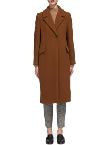 Whistles Bonnie Single Button Coat