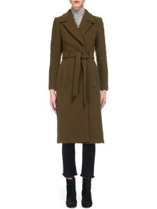 Whistles Evangeline Belted Long Coat