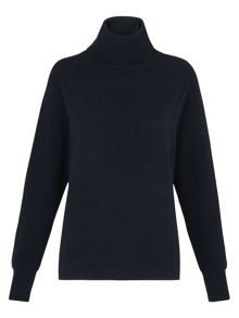 Whistles Kennedy Cashmere Roll Neck