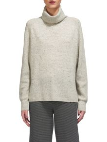 Whistles Donegal Cashmere Roll Neck
