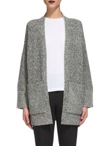 Whistles Textured Cardigan