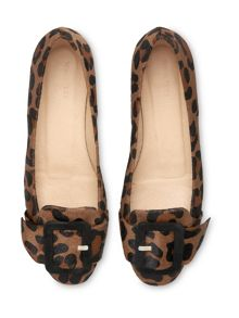 Whistles Harris Leopard Loafer