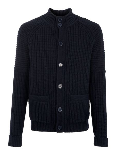 Whistles Chunky Knit Cardigan