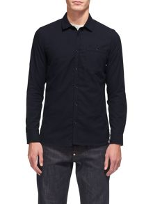 Whistles Melange Flannel Shirt