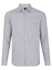 Whistles Broken Stripe Shirt