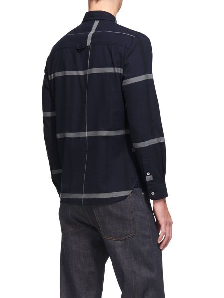 Whistles Expanded Check Shirt